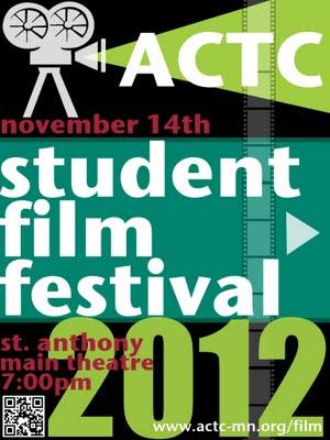 2012 Film Festival Poster