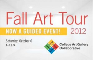 CAGC Art Tour 2012 web