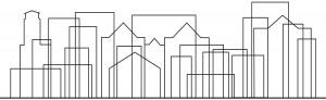 ACTC logo skyline, pre-2014